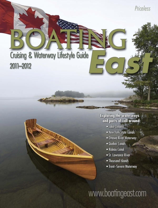 BoatingEast_2011 Final cover cropped