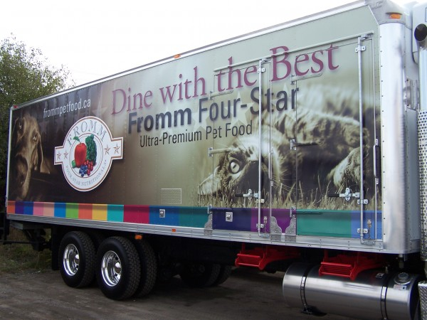 Fromm 4 star truck 001